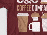 Coffee Shop Apparel