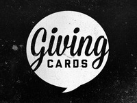 Giving Cards