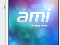 AMI Barlink Splash Screen