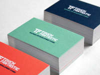 Touch Fantastic Business Cards