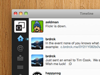 Twitter for Mac - Icons
