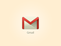 Gmail - Icon - FREE PSD