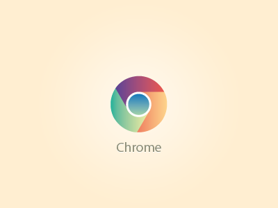 Google Chrome icon by Matt Rossi