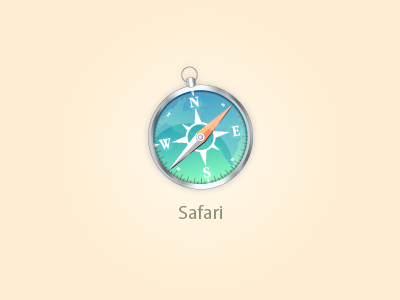 Safari icon by Matt Rossi