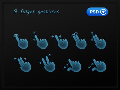 Download Finger Gestures