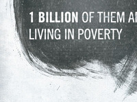 1 Billion in Poverty