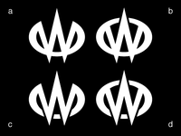 Windhammer Logo Comps