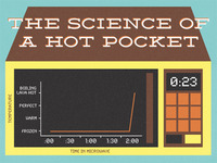 Data+Design | Hot Pocket Science