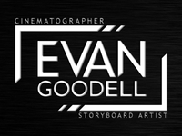 Evan Goodell Logo Design
