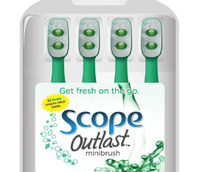 SCOPE Outlast minibrush