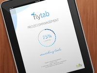 Flytab Home Screen
