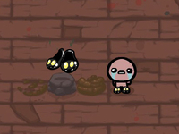 The Binding of Issac - Gish Slippers