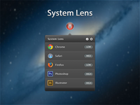 System Lens for Mac Website