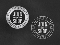 Join The Shop