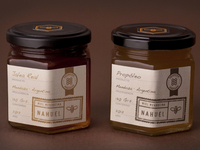 Nahuel's Honey Byproduct Line