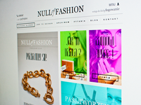 NULL of FASHION