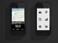 Bicycle iPhone app