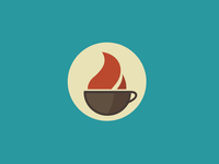 Coffee Cup Logo