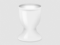 eggcup paint in photoshop
