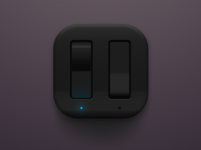 Light Switch Icon v2