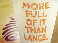 JAMBA JUICE: More full of it than Lance.