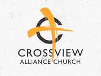 Crossview logo concept