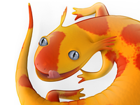 Salamander OSX Dock Icon