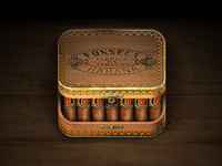 Cigar Box iOS Icon