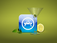 The Cocktail-App on App-Store now!