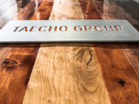 Taecho Group Sign