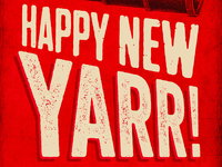 Happy New Yarr!