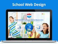 School web design
