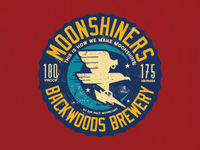 Moonshiners Backwoods Brewery,