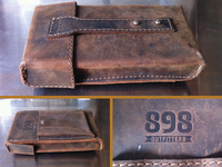 custom leather cigar case