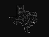 Texas vector - for a BBQ related thing