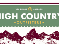 More High Country Outfitters