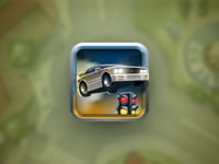 App Icon for the future game (var 2)