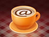 Windows Application icon for True Cafe