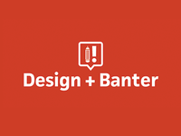 Design+Banter logo