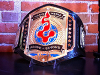 Employee Recognition Championship Belt