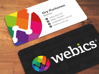 Webics Business Card