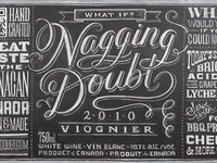 Nagging Doubt Viognier