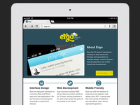 Ergo_on_ipad_teaser