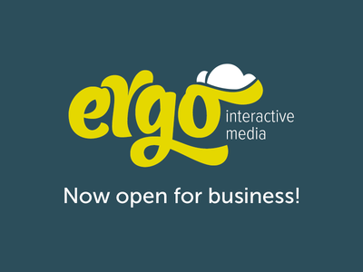 Ergo: Open for Business