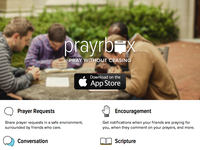 Prayrbox: Pray Without Ceasing