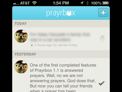 Prayrbox Box