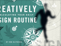 Creatively Recalculating Your Daily Design Routine