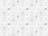 Grey Asterisks Pattern