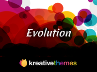 Evolution - Theme Screenshot
