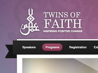 Twins of Faith